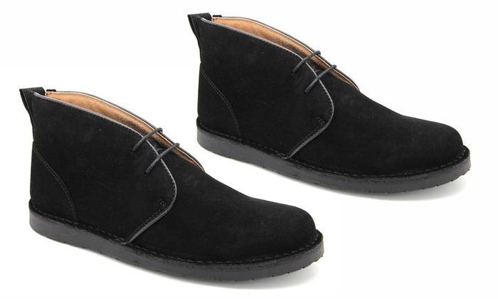Hush Puppies Oxford Schuhe in Schwarz und in der Größe nach Wahl für Herren