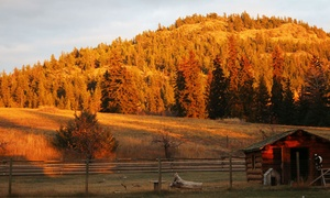 Ranch with Adventure Tours in British Columbia