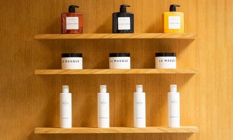 Shampoing, soin et séchage naturel avec brushing et une technique au choix dès 49,90 € au salon Moment Couleur Paris 5