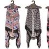 Fringe Frenzy Women's Designer Vests