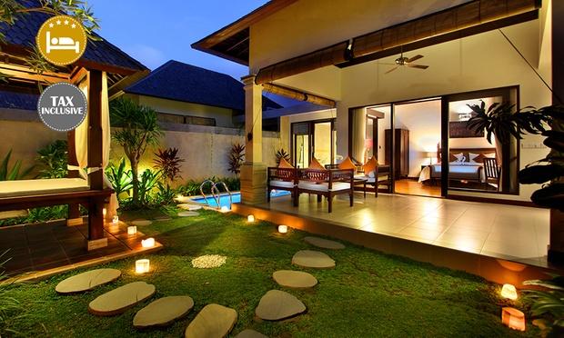 Bali: Private Pool Villa 0