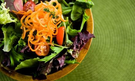 Veganes 3-Gänge-Menü für zwei oder vier Personen im Restaurant Jakobs (bis zu 51% sparen*)
