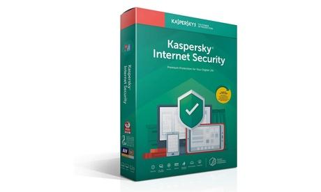 Kaspersky Internet Security 2021 válido durante 1 año para 1 dispositivo (Envío gratuito)
