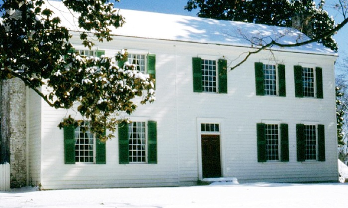 """Historic Travellers Rest Plantation & Museum - Nashville: 2 or 4 Tickets to """"All Through the House"""" Event at Historic Travellers Rest Plantation & Museum (Up to 60% Off)"""