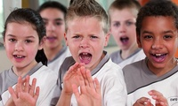 Five or 10 Self-Defense Classes for Children at WingTsun Martial Arts