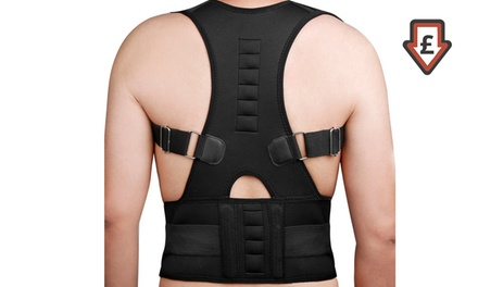 Magnetic Back Support and Posture Corrector