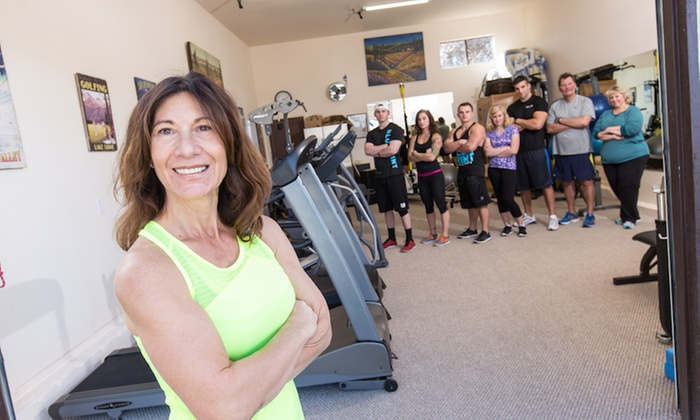 Mt. Rose Fitness - West Ridge Estates: Five Personal Training Sessions at MT ROSE Fitness (44% Off)