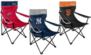 Mlb Coleman Tailgate Quad Chair Groupon Goods