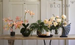Bloom Silk Flowers: £25 or £40 to Spend on Artificial Flowers from Bloom Silk Flowers (40% Off)