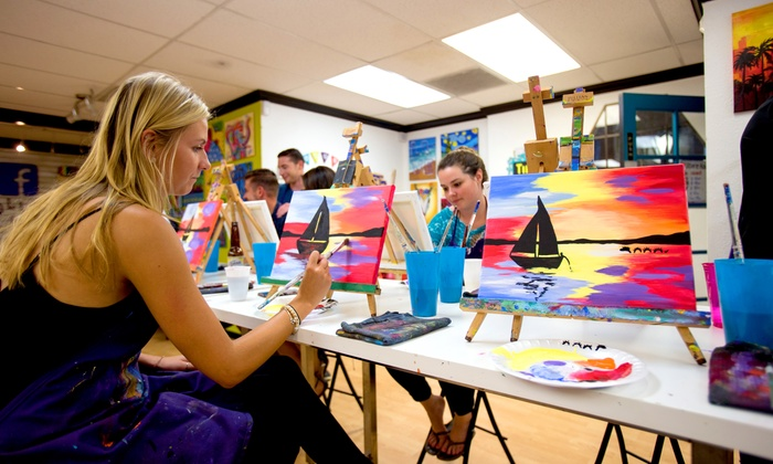 Painting Classes Offer Portrait Painting to Improve Art Skills