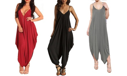 Ladies Summer Jumpsuit for R399 Including Delivery (33% Off)