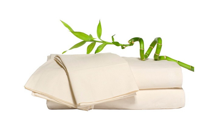 Groupon Goods: Bamboo Sheet Set (Shipping Included)