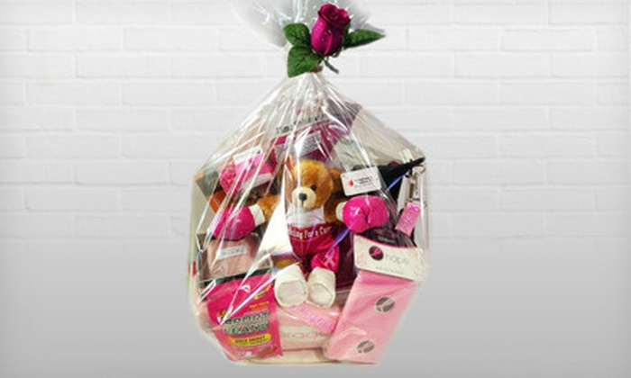 The Basket K.A.C.E, LLC - Toledo: Gift Baskets from The Basket K.A.C.E, LLC (Half Off). Two Options Available.