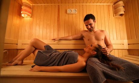 Spa naturista di coppia con cena e privè con Assosex Naturist Spa. Valido in 6 sedi