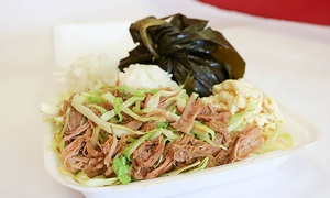 Hawaiian Barbecue for Two at L&L Hawaiian Barbecue (Up to 50% Off)