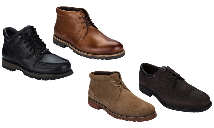 Are not Rockport boot fetish
