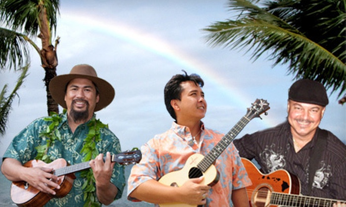 Christmas Kanikapila Tour: Herb Ohta Jr., Keoki Kahumoku, Chino Montero - Santa Barbara: $15 for Christmas Kanikapila Tour at Lotte Lehmann Concert Hall on Friday, December 14, at 7 p.m. (Up to $30.94 Value)