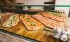 Włoska pizza na metry