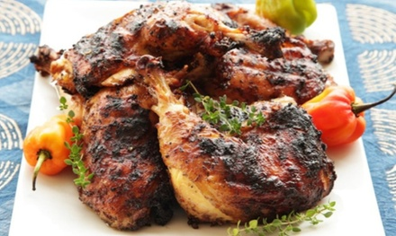 Food and Drink at Yardie Ting (Up to 40% Off)