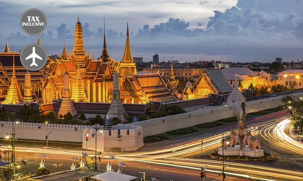 Bangkok: SIA Return Flights 0