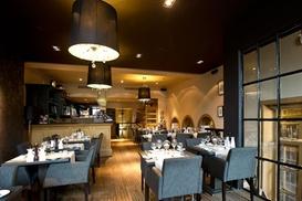 De Graslei: Lunch of diner voor 1, 2 of 4 personen bij Restaurant De Graslei
