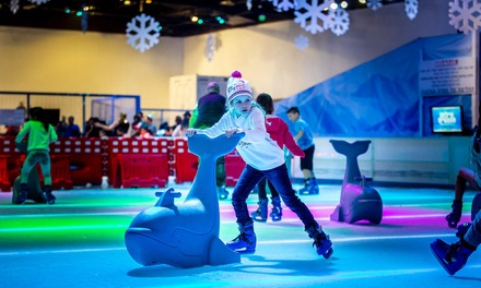 Ice Skating for One Child or One Adult at Woburn Sands Emporium
