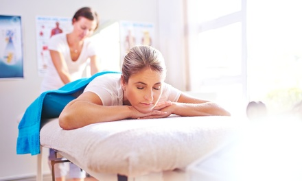 One-Hour Deep Tissue or Sports Massage with Consultation at Brampton Therapy Centre (46% Off)