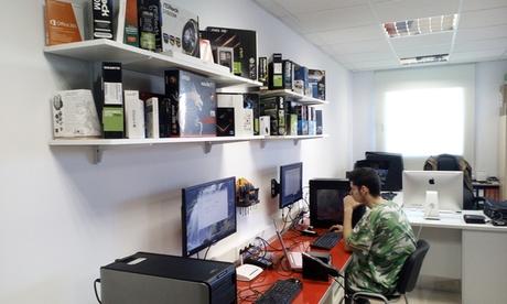 Revisión, diagnóstico y puesta apunto de ordenador con 1 o 2 años de antivirus desde 9,90 € en PC10 Serveis Informàtics Oferta en Groupon