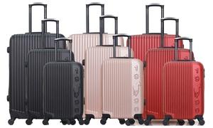 1 à 3 valises