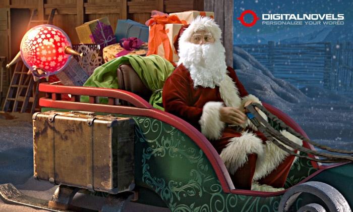 Babbo Natale Video Per Bambini.Video Messaggio Di Babbo Natale Santaclausathome Groupon