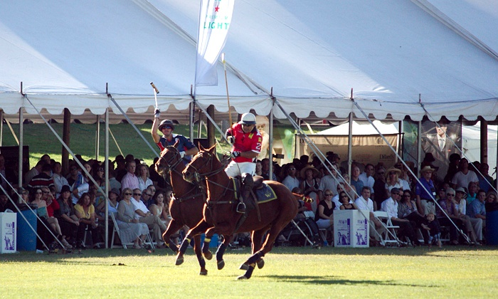 Bentley Scottsdale Polo Championships: Horses & Horespower - WestWorld of Scottsdale Polo Field: Tickets, Tailgating Pass, or RV Pass to the Bentley Scottsdale Polo Championships on October 25–26 (Up to 76% Off)