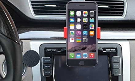 Smartphone CD Clamp-Mount from AED 49 (Up to 69% Off)