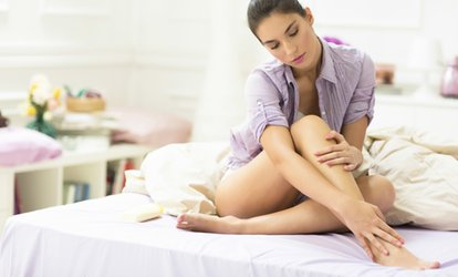 Spider Vein Removal  - One ($79), Two ($150) or Three Treatments ($199) at Illuminate Me, Birkenhead (Up to $750 Value)