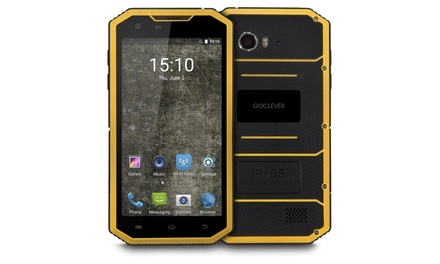 Smartphone GoClever Quantum 5 500 RUGGED