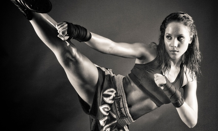 Evolution MMA - Kendall: $31 for One Month of Unlimited Kickboxing and Boot-Camp Classes at Evolution MMA ($125 Value)