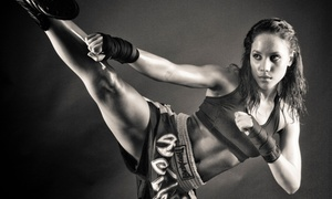 Evolution MMA: $31 for One Month of Unlimited Kickboxing and Boot-Camp Classes at Evolution MMA ($125 Value)