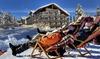 Golf & Alpin Wellness Resort Ludwig Royal - Oberstaufen-Steibis: Allgäu: 3 oder 4 Tage für Zwei mit Gourmetpension und Wellness im 4* Golf- & Alpin Wellness Resort Hotel Ludwig Royal
