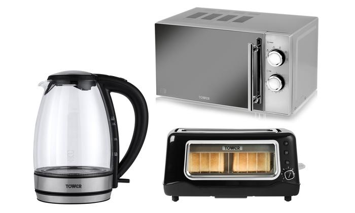 Kettle Toaster Microwave Set Bestmicrowave