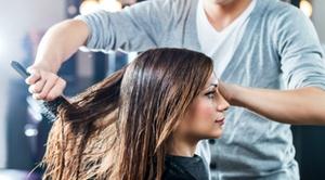 De natuurlijke kapper: Snit, drogen, hoofdmassage, masker, kleur, highlights of hair party vanaf €49,99 bij De Natuurlijke Kapper