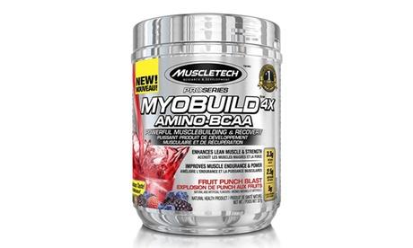 Pro Series Myobuild 4X Amino-BCAA (36 Servings) 4df26806-697d-11e6-bd64-00259069d7cc