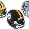 NFL 3D Helmet Puzzle Set (1,325pc.)