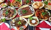 Fenicia's - Manchester: Lebanese Feast for Two or Four at Fenicia's (55% Off)