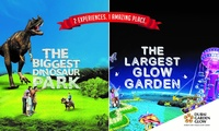 Entry to Dubai Garden Glow for One or Two (Up to 38% Off)