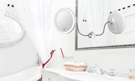 1 o 2 espejos flexibles Silvano