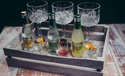 image for Three or Six Gins with Three or Six Mixers at One59 Bar & Social (Up to 54% Off)