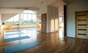 Jogalates Studio: Karnet na zajęcia fitness i dance (od 59,99 zł) oraz jogę (79,99 zł) w Jogalates Studio (do -34%)