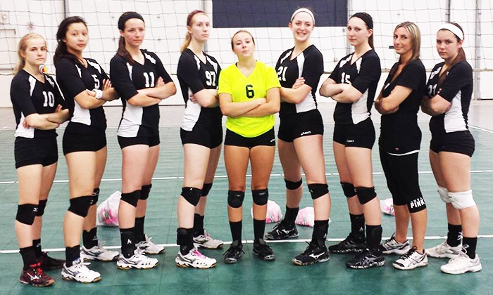 Dynamic Impact Volleyball Club - Roselle: Girl's Volleyball or Beach-Volleyball Camp or Hitter's Camp from Dynamic Impact Volleyball Club (Up to 56% Off)