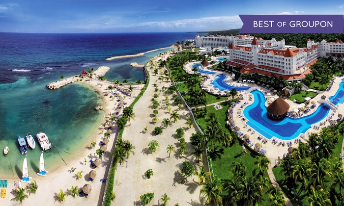All-Inclusive Stay at Runaway Bay Resort