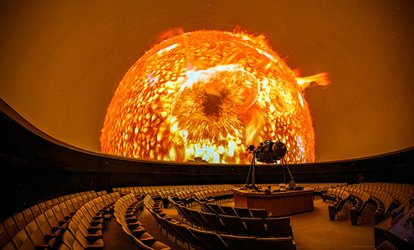 image for Planetarium Show for Two or Four at Fernbank Science Center (Up to 50% Off)
