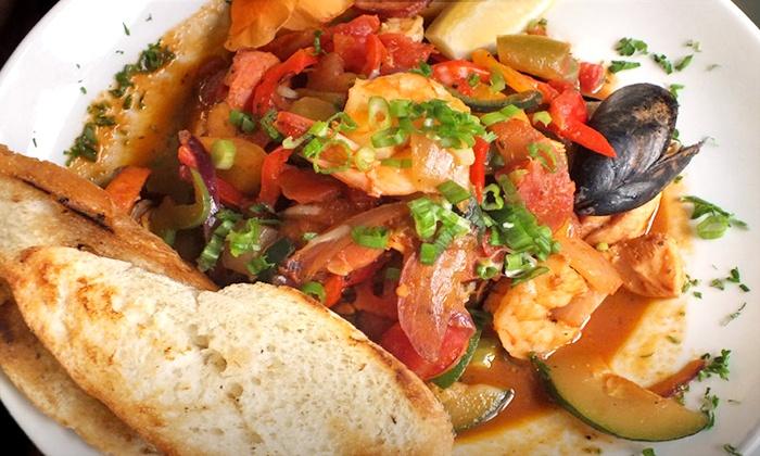 Nikka Fish & Grill - Old Pasadena: Seafood and Drinks at Nikka Fish & Grill (30% Off)
